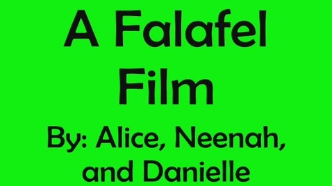 Thumbnail for entry Falafel Commercial