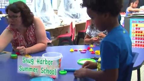 Thumbnail for entry QPS Snug Harbor Summer School 2013