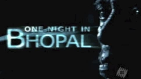 Thumbnail for entry Bhopal Tears
