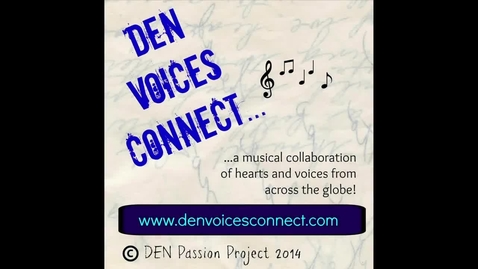 Thumbnail for entry DENVoices Agents of Change Global Project #1