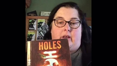 Thumbnail for entry Read Aloud Holes Chapter 13