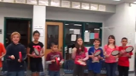 "Thumbnail for entry Ms. Goss' 5th grade class ""Spring is Finally Here"" by Kriske and DeLelles"