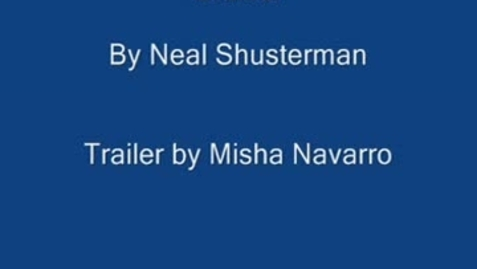 Thumbnail for entry BRUISER, by Neal Shusterman