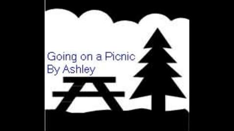 Thumbnail for entry Ashley's Picnic