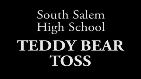 Thumbnail for entry South Salem High School Teddy Bear Toss Promo