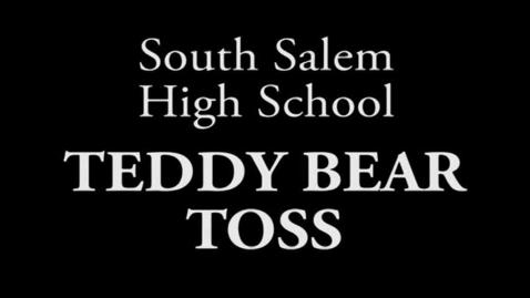 Thumbnail for entry South Salem High School Teddy Bear Toss Promo