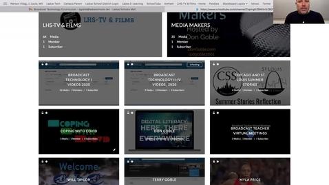 Thumbnail for entry SchoolTube Channels - Teacher Use Cases