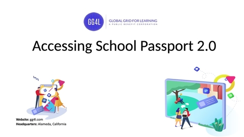 Thumbnail for entry Accessing School Passport 2.0