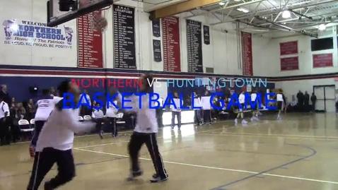 Thumbnail for entry NHS-HHS Basketball Game