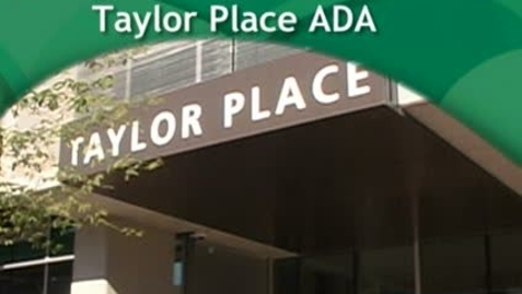 Thumbnail for entry ASU Taylor Place Dormitory Disabled Access