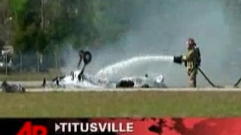 Thumbnail for entry FAA: Plane Collision on Ground Kills Two