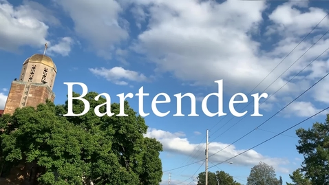 Thumbnail for entry Bartender - WSCN Music Video 2019/2020 Sem 1