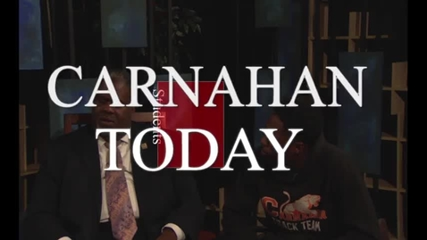 Thumbnail for entry Carnahan Today Talks with Coach Darren Hale