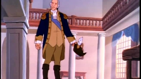 Thumbnail for entry Animated Hero Classics -  George Washington
