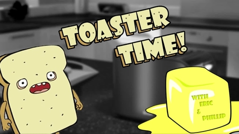 Thumbnail for entry Toaster Time - Beginning Broadcasting 2015/2016