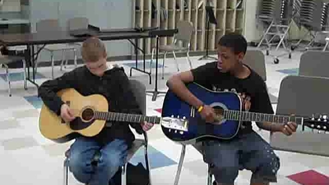 Thumbnail for entry LCMS Guitar Duet