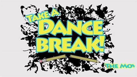"Thumbnail for entry Dance Break: ""Titanium"" David Guetta ft. Sia 2011 Instructions"