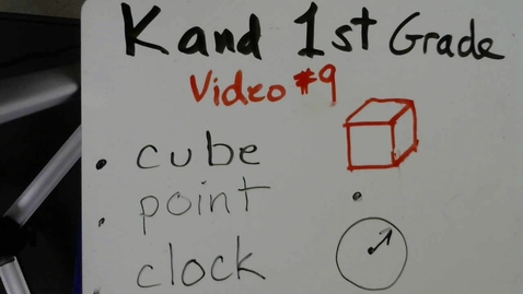 Thumbnail for entry Kinder and 1st Grade video #9