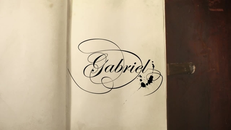 Thumbnail for entry Meet Gabriel from The Emerald Atlas by John Stephens