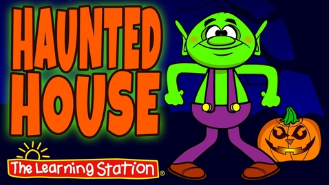 Thumbnail for entry Halloween Songs for Kids ♫ Haunted House ♫ Halloween Dance ♫ Scary Songs by The Learning Station