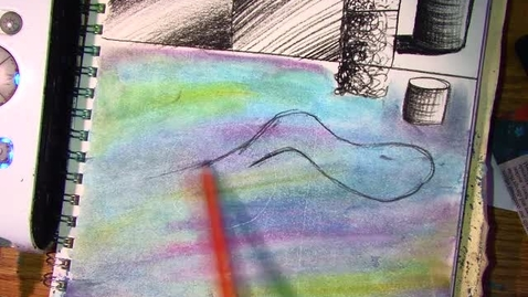 Thumbnail for entry charcoal pencil demo part 3 last one