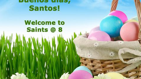 Thumbnail for entry 4-8-20 Saints @ 8