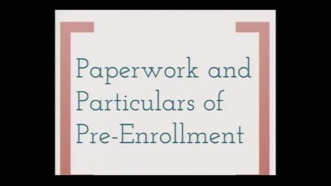 Thumbnail for entry Part 2 of CSTN Enrollment Seminar January 2013