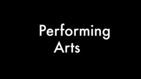 Thumbnail for entry Chemawa Performing Arts