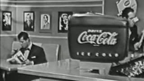 Thumbnail for entry A 1950's Commercial for Coca-Cola (Coke) (No 4)
