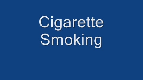 Thumbnail for entry Stop Cigarette Smoking