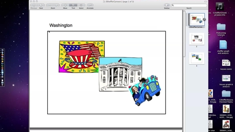 Thumbnail for entry Foreign policy cartoon project51