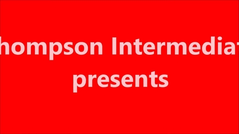 Thumbnail for entry Thompson Intermediate Dress Code
