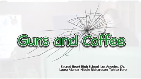 Thumbnail for entry Guns and Coffee