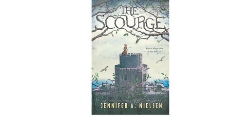 Thumbnail for entry The Scourge by Jennifer A Nielson