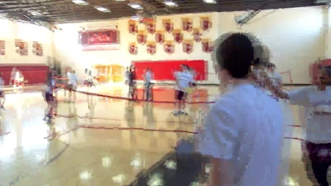 Thumbnail for entry Bishop Ireton's 2014 Main Admission's Video