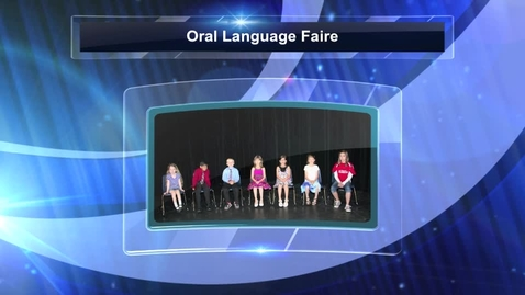 Thumbnail for entry Oral Lang. Faire Final and Awards