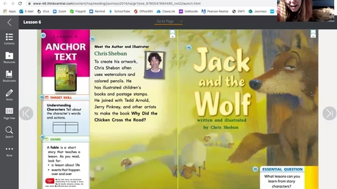 Thumbnail for entry Jack and the Wolf