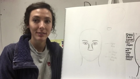 Thumbnail for entry Elemen. art face (pt 2)