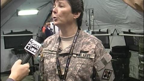 Thumbnail for entry U.S. Army: Major Madonna Higgins