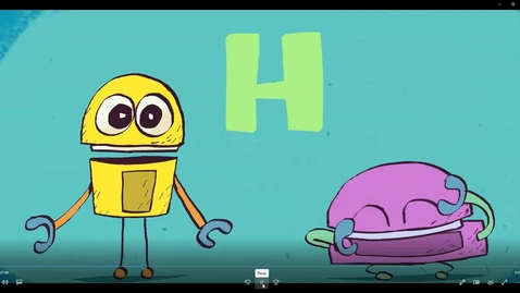 Thumbnail for entry Storybots Letter H
