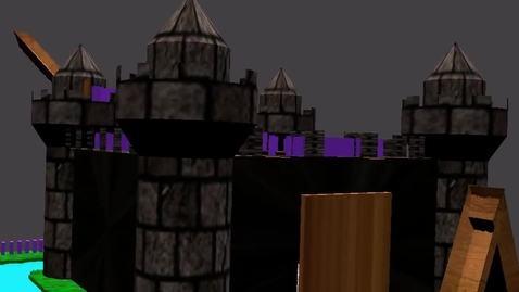 Thumbnail for entry Dominos castle