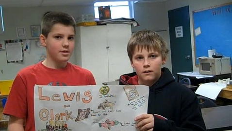 Thumbnail for entry Lewis and Clark Expedition