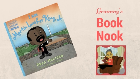 Thumbnail for entry I am Martin Luther King, Jr.| Children's Books Read Aloud
