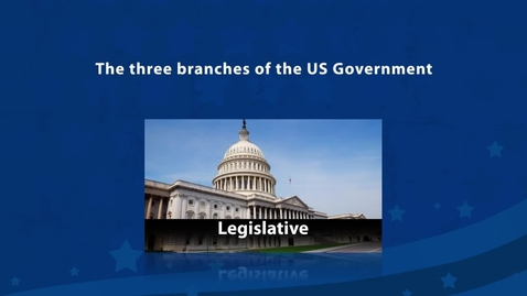 Thumbnail for entry 3 Branches of Government Simple