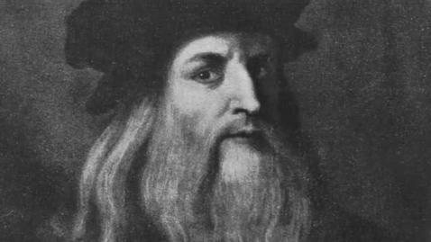 Thumbnail for entry Frank's Leonardo Da Vinci Research Movie