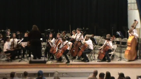 Thumbnail for entry 7th grade Orchestra Magma