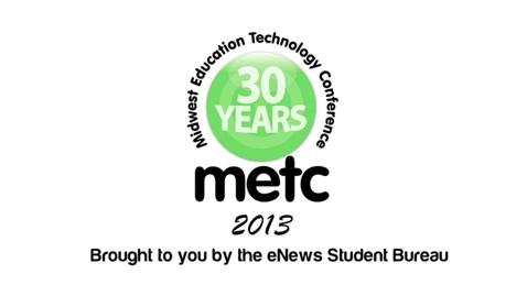 Thumbnail for entry METC: Hallway Talk 2