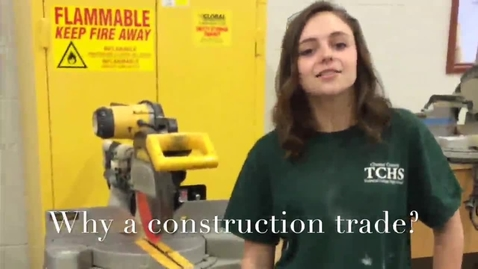 Thumbnail for entry TCHS Brandywine_Construction Why