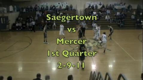 Thumbnail for entry Mercer 1st Quarter