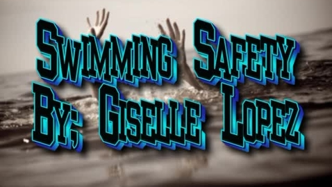 Thumbnail for entry Swimming Safety